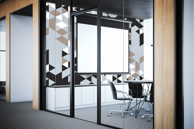 Architectural Wall Installation